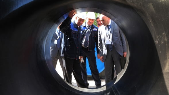 Gazprom ramane cu o gaura de miliarde, dupa ce Rusia a renuntat la Turkish Stream