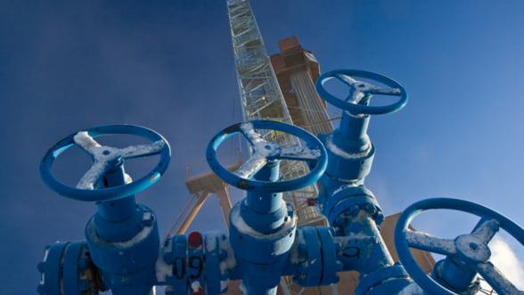 Gazprom si MOL vor infiinta o companie petroliera in Romania