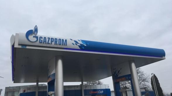 Gazprom si-a majorat profitul net cu peste 30% in primul semestru. Cei mai multi bani vin din Europa