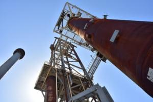 Gazul se tranzactioneaza pe bursa la preturi minime-record, in urma temperaturilor ridicate