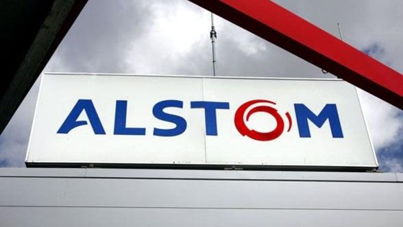 General Electric poate prelua Alston, dupa cedarea unei participatii de 20% statului francez