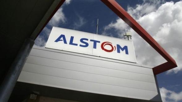 General Electric vrea sa preia Alstom, producatorul trenurilor TGV