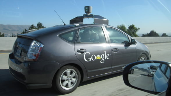 General Motors: Google, o amenintare pentru industria auto. Masinile autonome sunt viitorul