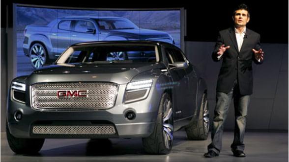 General Motors devine cel mai mare producator auto din lume. Revista presei de business