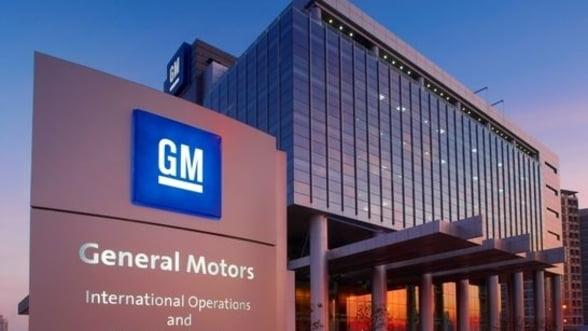 General Motors vrea sa deschida patru fabrici in China, in trei ani