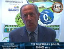 Gennaro Minniero: vila cu gradina si piscina, 150.000 euro