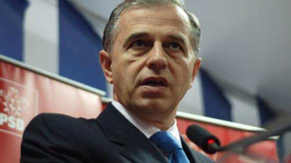 "Geoana: Cota unica, ""forma primitiva de politica fiscala"", dar ramane in vigoare in 2014"