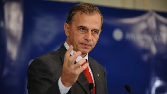 Geoana: Din cauza crizei din Cipru, bancile din Romania vor executa milioane de oameni