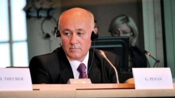 George Pufan a fost aprobat de PE pentru Curtea Europeana de Conturi