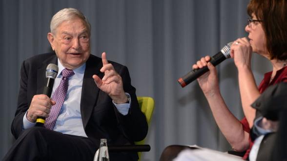 George Soros: Brexit va lovi lira sterlina mai rau ca in 1992
