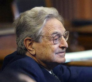 George Soros: In urmatoarele doua luni se va atinge apogeul crizei financiare
