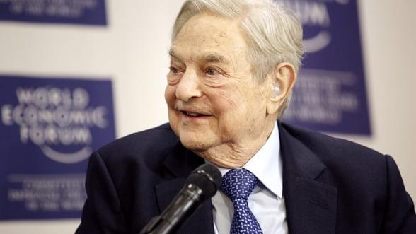 George Soros este personalitatea anului 2018 pentru Financial Times