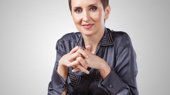 Georgeta Dendrino: Un executive coach e cel care iti pune o oglinda in fata ca sa te cunosti mai bine