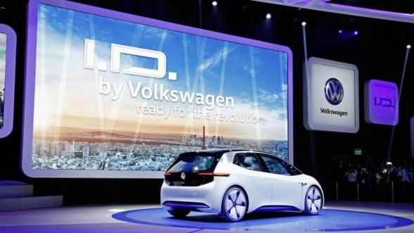 Germania, piata numarul 1 in Europa pentru masini electrice