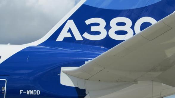 Germania, speriata de planurile Airbus de a inceta productia A380: Cum isi va recupera imprumutul de 600 de milioane de euro?