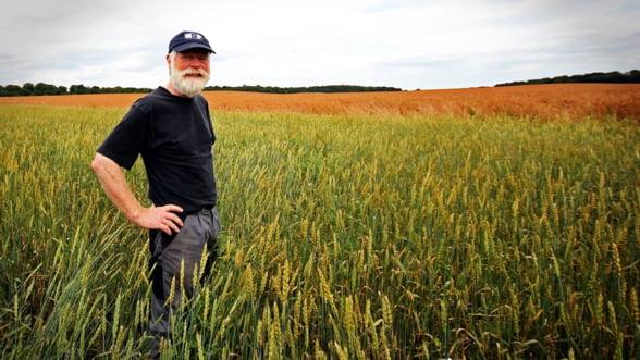 Germania ii ajuta cu 340 milioane de euro pe fermierii afectati de seceta