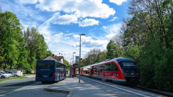 Germania investeste inca 12 miliarde de euro in calea ferata