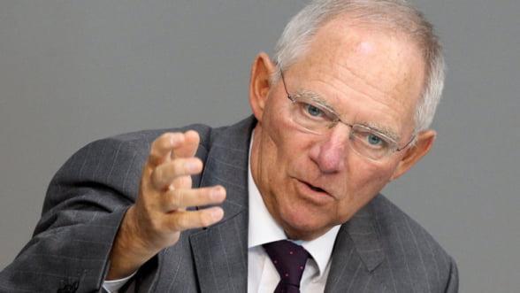 Germania propune taxa de timbru, in locul taxei Robin Hood