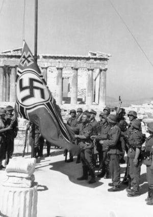 Germania respinge cererea Greciei: Niciun ban despagubire pentru ocupatia nazista