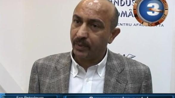 Gheorghe Chealfa Cheptanus, director general ECO Petroleum