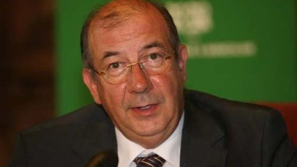 Ghetea: Pentru CEC Bank, criza economica a fost un ajutor
