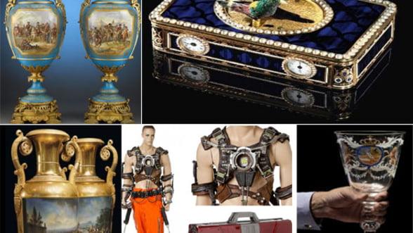 Ghid de achizitii exclusiviste: Cinci obiecte de arta scoase la vanzare