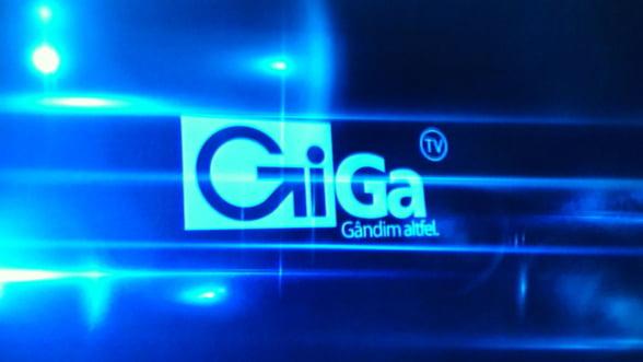 Giga TV se inchide oficial. CNA i-a retras licenta