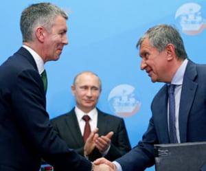 Gigantii americani si britanici fac afaceri cu Rusia, sfidand sanctiunile