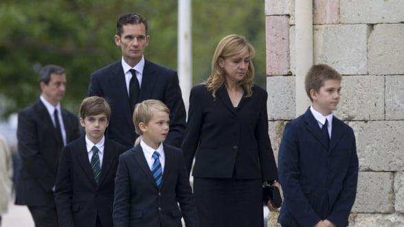 Ginerele regelui Spaniei este somer si nu isi mai poate plati ipoteca