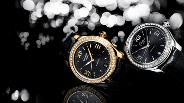 Glashutte Original Lady Serenade, o colectie care redefineste eleganta ceasurilor feminine