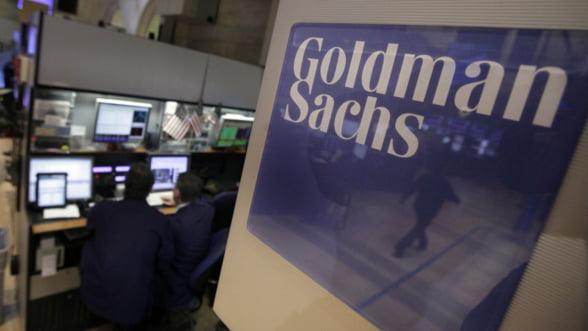 Goldman Sachs este investigata pentru posibila manipulare a pietei valutare