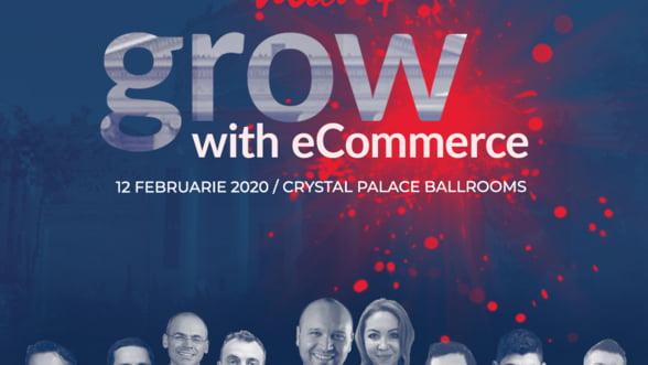 Gomag MeetUp Bucuresti - 9 Speakeri vorbesc despre vanzari online in 2020