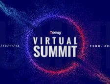 Gomag Virtual Summit 2021: primul eveniment online despre eCommerce al anului are loc pe 8-12 februarie