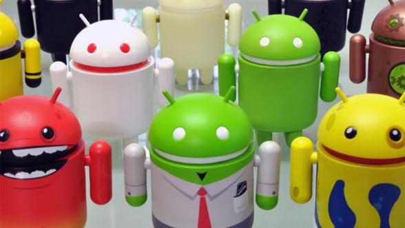 Google Android 5.0: Jelly Bean va fi lansat in primavara
