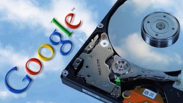 "Google Drive, mai ieftin si mai ""spatios"""