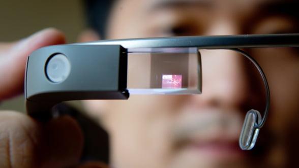 Google Glass, disponibil pentru testare in Romania