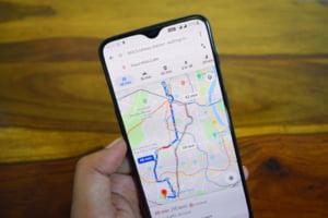Google Maps are o noua grafica de zilele acestea