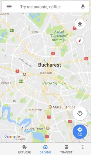 Google Maps face primul update important din ultimii ani
