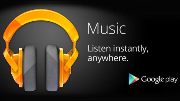 Google Play Music s-a lansat si in Romania