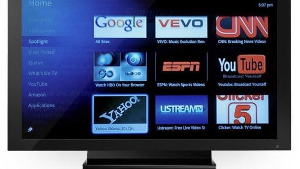 "Google TV, un ""esec"" de peste 100 de milioane de dolari"