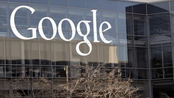 Google a raportat un profit trimestrial de 3,4 miliarde de dolari