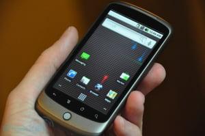 Google a renuntat la vanzarea online a Nexus One