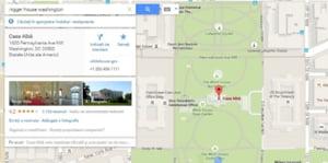 Google cere scuze pentru atacul rasist la presedintele Obama pe Google Maps
