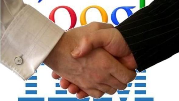 Google cumpara inventii de la IBM