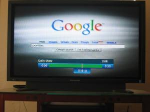 Google dezvolta un soft pentru televizoare