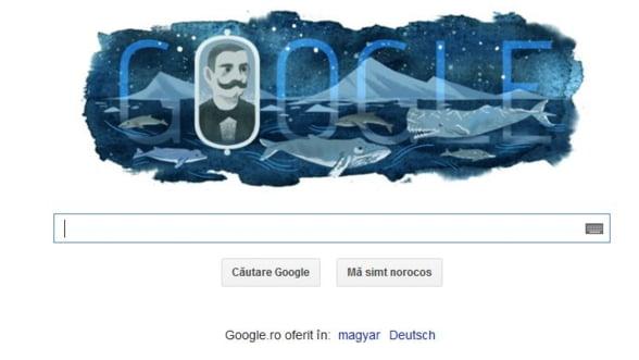 Google il sarbatoreste pe Emil Racovita