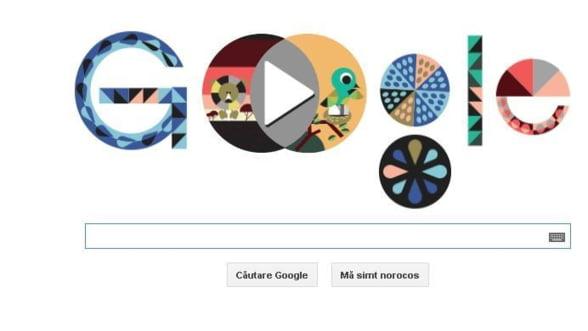 Google il sarbatoreste pe filosoful si logicianul John Venn printr-un logo special
