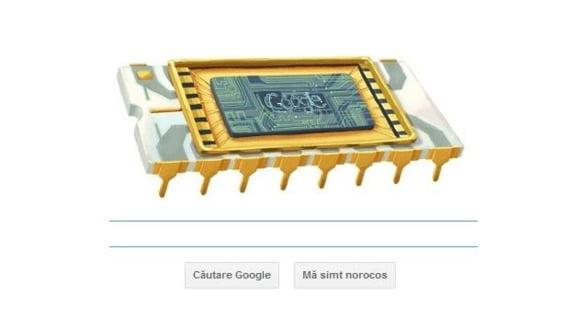 Google il sarbatoreste pe inventatorul primului circuit intergrat din siliciu