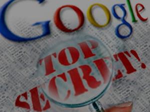 Google isi prezinta secretele