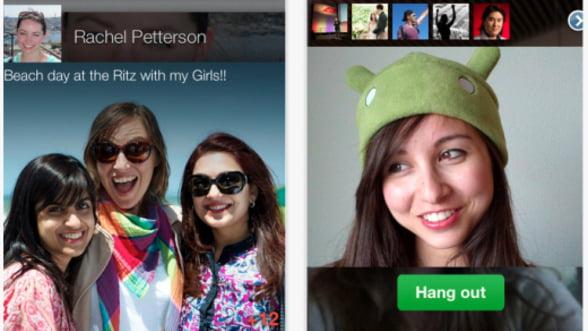 Google lanseaza o noua versiune a aplicatiei Google+ pentru iPhone